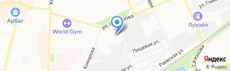 Трейд Систем на карте Стерлитамака