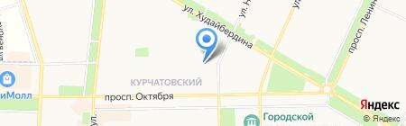 СТР-ЗНАК на карте Стерлитамака