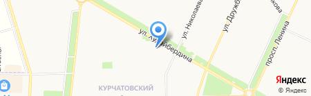 Изобилие на карте Стерлитамака