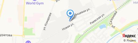 МонтажСпецСтрой на карте Стерлитамака