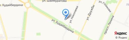 Феникс на карте Стерлитамака