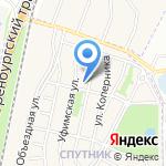 Qiwi на карте Чесноковки
