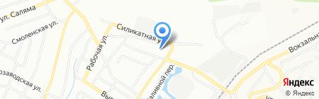 ОТ и ДО на карте Уфы