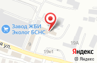 Схема проезда до компании Ассоциация Перевозчиков Башкортостана в Уфе