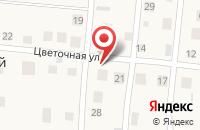 Схема проезда до компании Шиномонтажная мастерская в Зубово
