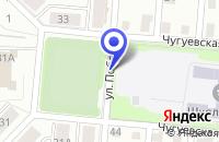 Схема проезда до компании ДОМ СПОРТА КАЛИЕЦ в Соликамске