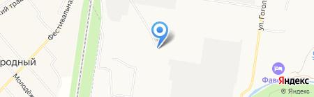 Торнадо на карте Стерлитамака