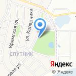 Сказка на карте Чесноковки