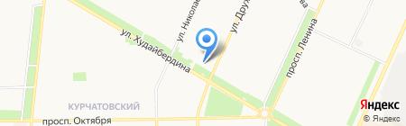 In Vision на карте Стерлитамака