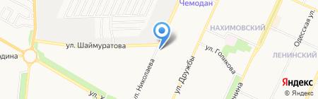 Проектно-конструкторский центр на карте Стерлитамака