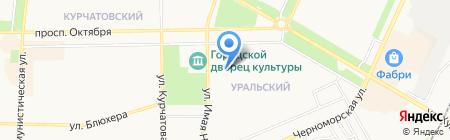 Ромашка на карте Стерлитамака