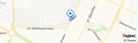 Автоцентр на карте Стерлитамака