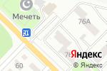 Схема проезда до компании Победа в Перми