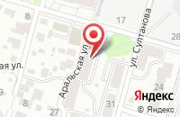 Схема проезда до компании Эконика-Техно Уфа в Уфе