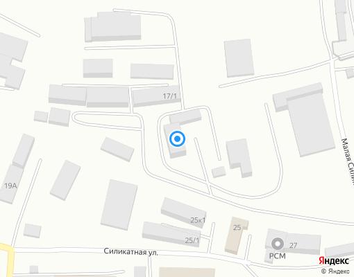 Управляющая компания «Уютный дом» на карте Уфы