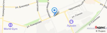 Сервисная компания на карте Стерлитамака