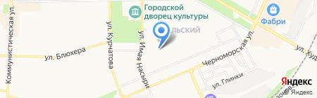 Детский сад №69 Росинка на карте Стерлитамака