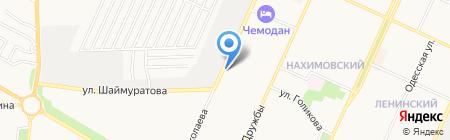 Автосвет на карте Стерлитамака