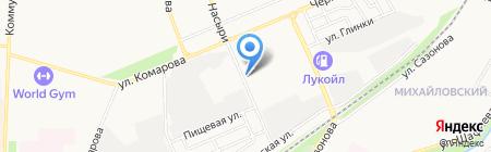 Сервисный центр по ремонту газовых котлов на карте Стерлитамака
