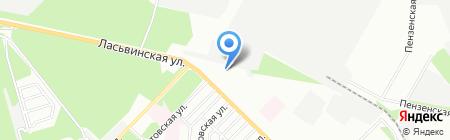 Запчасти59 на карте Перми