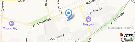 ТрансКомплект на карте Стерлитамака