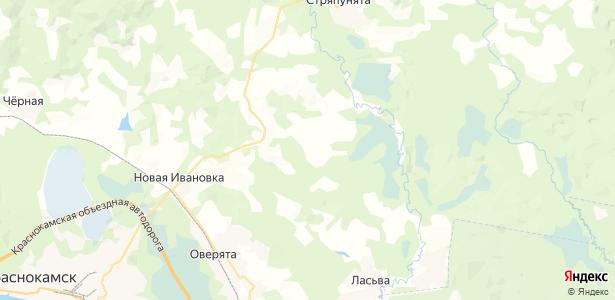 Васенки на карте