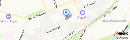 Русь на карте Стерлитамака