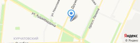 Комплект Мастер на карте Стерлитамака