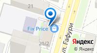 Компания Beauty House на карте