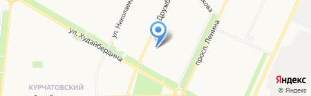 УралИнвест на карте Стерлитамака