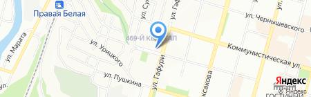 АСУ-Трейд на карте Уфы