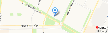 Жилье на карте Стерлитамака