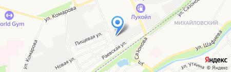 СпецАвтоХозяйство на карте Стерлитамака