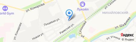 СРСУ ДОР на карте Стерлитамака