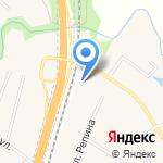 Автомойка на карте Чесноковки