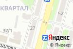 Схема проезда до компании Банкомат, Промсвязьбанк, ПАО в Уфе
