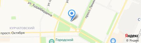 BOSS на карте Стерлитамака