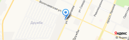 БашПромКомплект на карте Стерлитамака