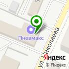 Местоположение компании Экопансипстрой