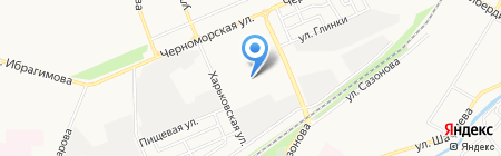 УралТоргСервис на карте Стерлитамака