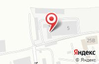 Схема проезда до компании Сварог в Уфе