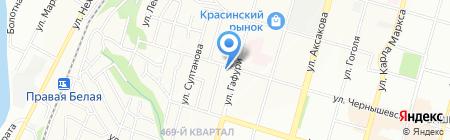 ЭлПром на карте Уфы