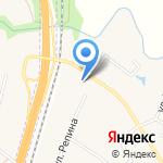 Uz-Daewoo на карте Чесноковки