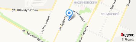 Узи Клиник на карте Стерлитамака