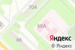 Схема проезда до компании Поликлиника №2 в Перми