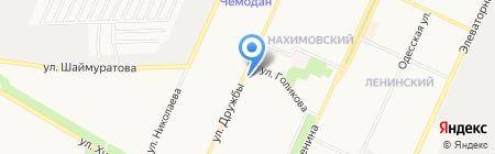Александра на карте Стерлитамака