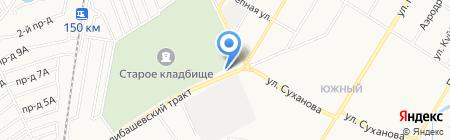 Автохимплюс на карте Стерлитамака