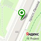 Местоположение компании Авто-Моторс