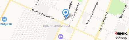 БУМ на карте Стерлитамака