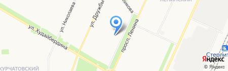 Гильдия на карте Стерлитамака